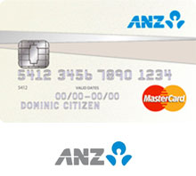 ANZ Low Rate MasterCard Instant Approval